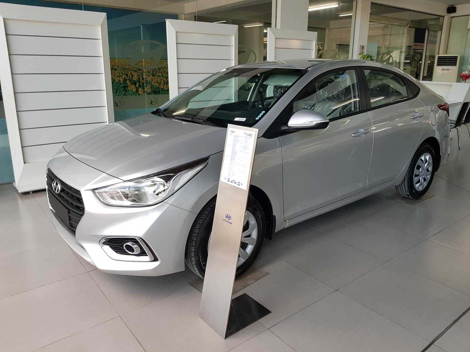 Accent 1.4MT BASE 2018 (Bản Taxi)
